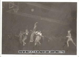 10-No. 10-CH Midgets, MSG, Mar 17, 1945